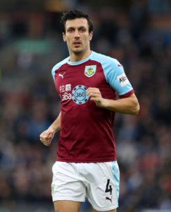 Burnley midfielder Jack Cork is predicting a positive result when the Clarets take on Tottenham on Saturday lunchtime.