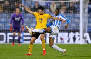 Terence Kongolo immediately set his sights on Huddersfield's next game after his side's last-gap win over Wolves halted their poor run.
