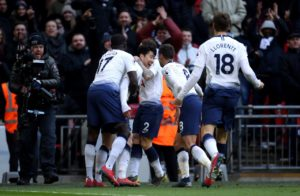 Mauricio Pochettino described Son Heung-min as 'a battery' following his match-winning performance for Tottenham against Newcastle.