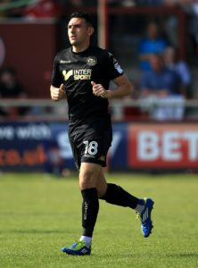 Gary Roberts has signed a new contract with Wigan, keeping him at the Sky Bet Championship club until the summer of 2020.