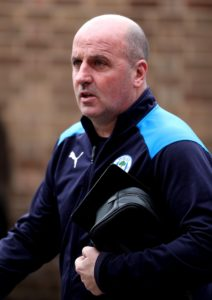 Wigan manager Paul Cook was pleased to finish off a 'tough week for everyone' with three precious points thanks to a 2-1 victory over QPR at the DW Stadium.