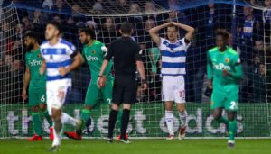 Watford progressed to the quarter-finals of the FA Cup with a hard-earned 1-0 victory over QPR, despite being outplayed at Loftus Road.