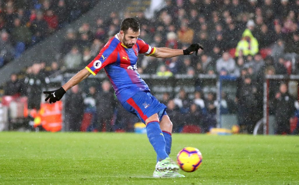 Midfielder Luka Milivojevic admits he was at a loss as to how Crystal Palace scored just one goal against West Ham on Saturday.