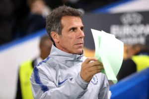 Gianfranco Zola says Chelsea must unite to rectify their stuttering season ahead of a crucial run of fixtures.