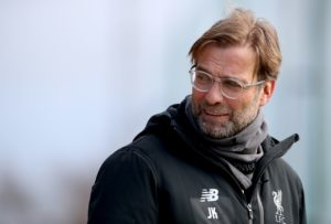Jurgen Klopp was happy to settle for a goalless draw with Bayern Munich and believes the result favours Liverpool more.