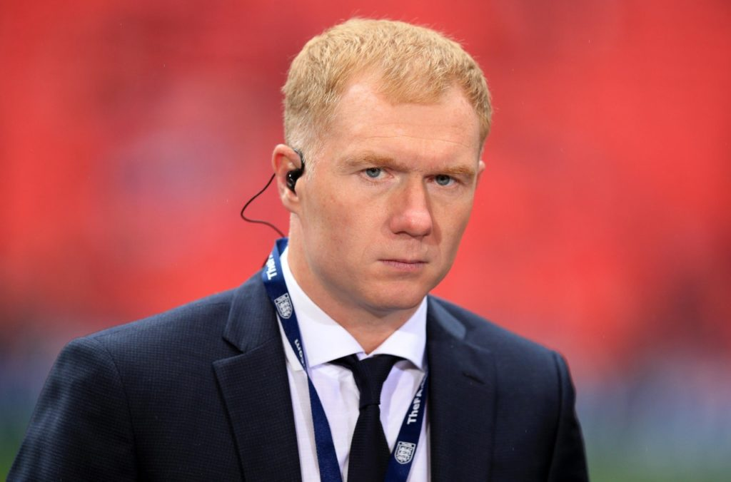 Former Manchester United midfielder Paul Scholes has taken his first job in club management after being appointed boss of Sky Bet League Two side Oldham.