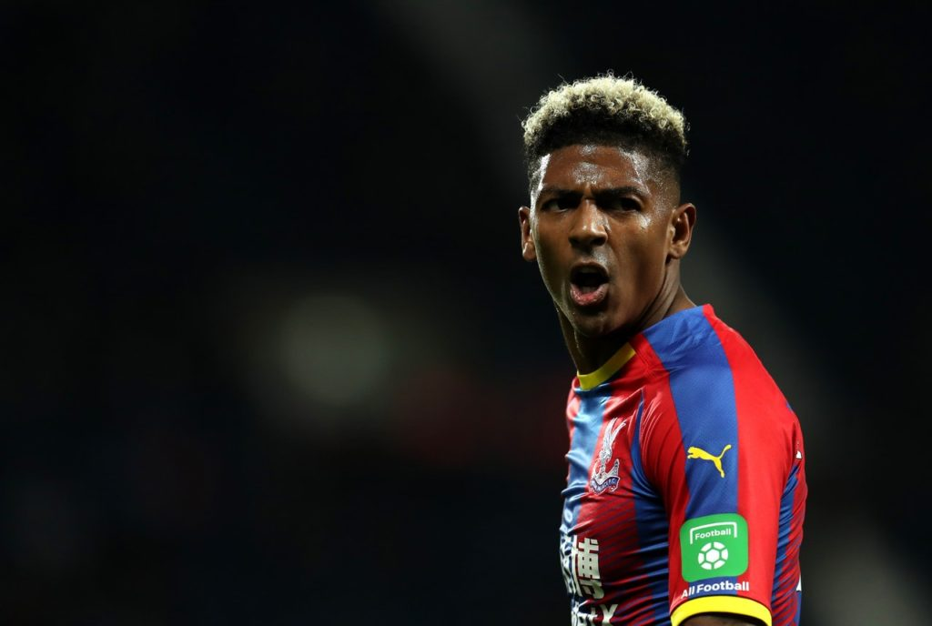 Crystal Palace defender Patrick van Aanholt has urged Chelsea youngster Callum Hudson-Odoi to follow his heart.