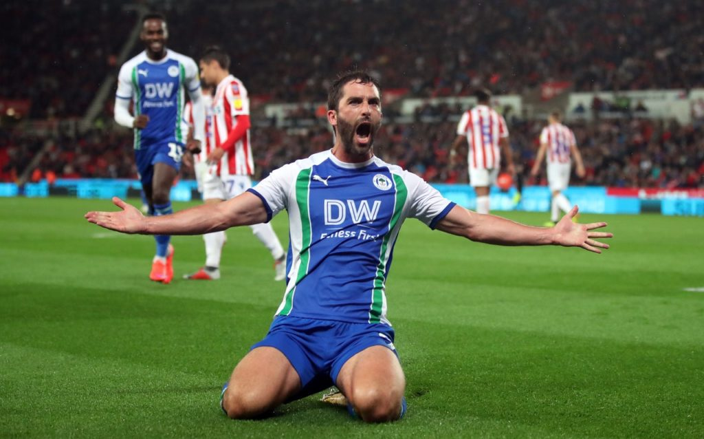 Will Grigg is set to keep his place in the Sunderland starting line-up for the League One visit of Blackpool.