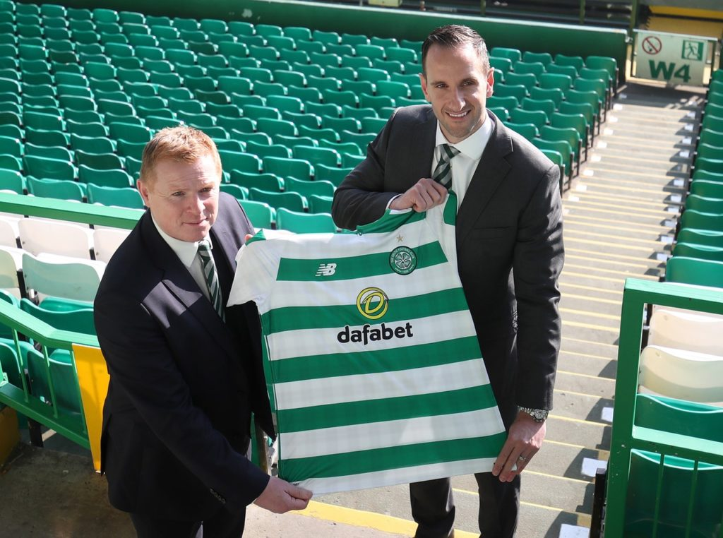John Kennedy insists there will be an easy transition at Celtic with the appointment of Neil Lennon as new interim manager.