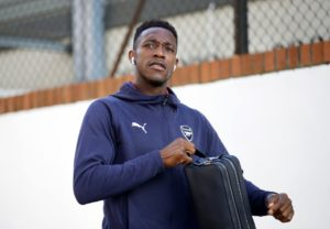 Arsenal striker Danny Welbeck says he is pleased with his progress as he steps up his return to action.