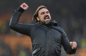 Daniel Farke hailed a big win for his Norwich side after they beat Bristol City 3-2 to maintain their lead at the top of the table.