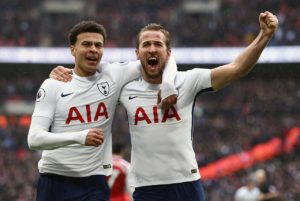 Dele Alli has been ruled out of Tottenham's trip to Burnley on Saturday but striker Harry Kane is close to a return.