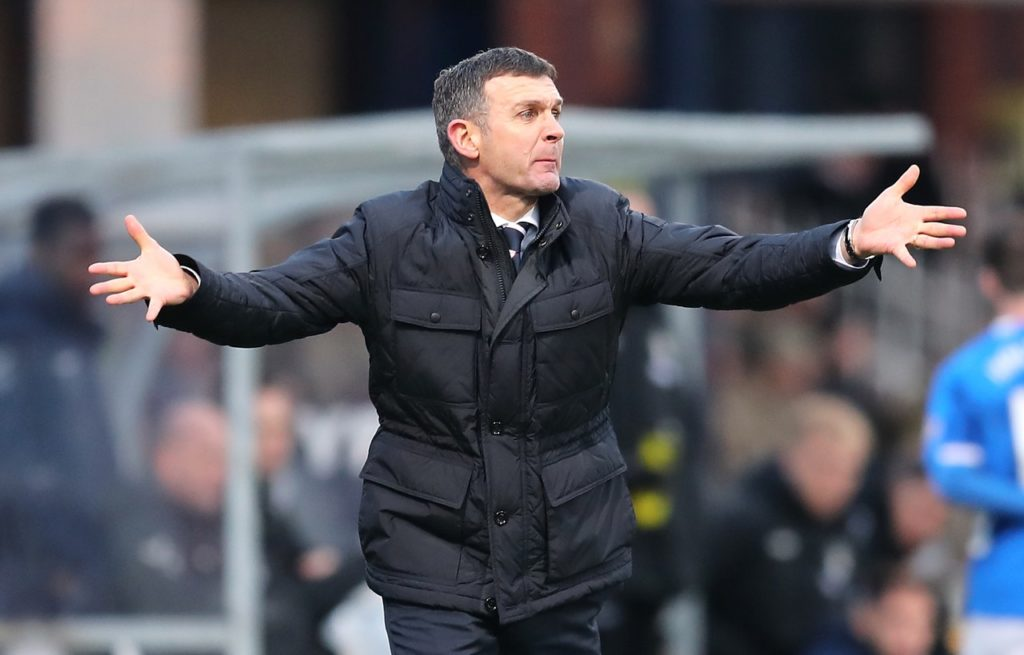 Dundee manager Jim McIntyre insists no one at Dens Park believes they have turned the corner yet.