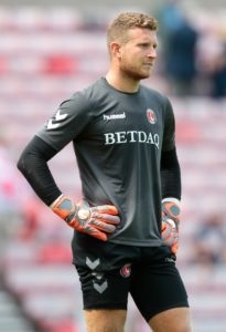 Charlton have announced goalkeeper Dillon Phillips has committed his future to the club until at least 2021.