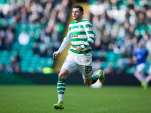 Oliver Burke is bracing himself for an 'amazing' experience ahead of his European debut for Celtic against Valencia at Parkhead on Thursday night.