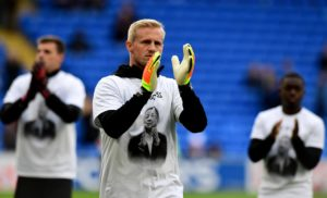 Comments made by Peter Schmeichel over the weekend suggest his son Kasper is considering his future at Leicester City very carefully.