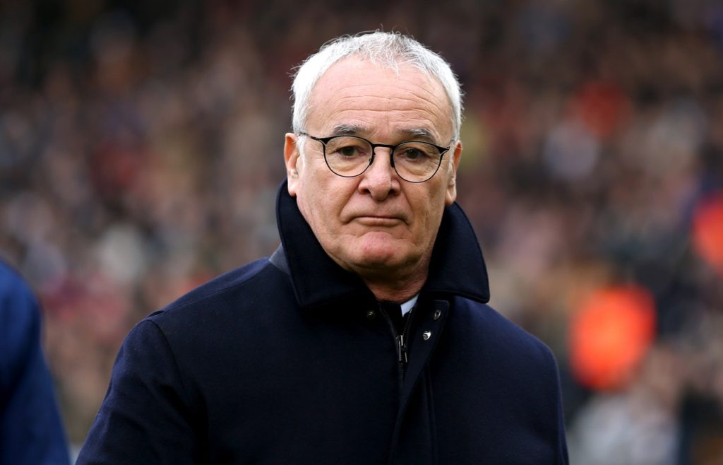 Claudio Ranieri has vowed to the fans that Fulham will 'do our best until the end' after they slipped deeper into relegation trouble.