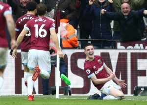 Declan Rice insists he does not expect an automatic England call-up after applying to switch his international registration.