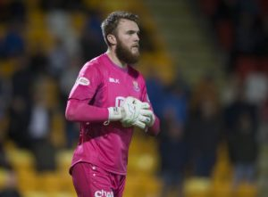 St Johnstone goalkeeper Zander Clark will be out for 'weeks rather than months' after initial fears over his hamstring injury were allayed.