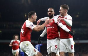 Arsenal head to BATE for the first leg of their Europa League last-32 tie looking to pick up from where they left off in Europe.