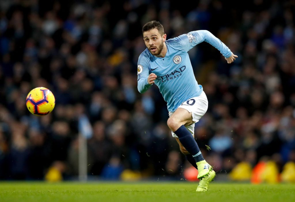 Bernardo Silva says Manchester City have to ignore Liverpool's results and focus on winning their own games as the title race hots up.