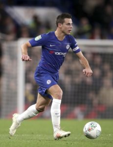 Cesar Azpilicueta says he wants to bring some happiness to Chelsea supporters after another damaging defeat on Monday.