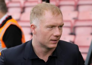 Paul Scholes has been appointed as the new manager of Oldham.
