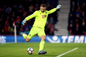 Bournemouth boss Eddie Howe has claimed Artur Boruc could play on into his 40s as long as he has the desire to do so.