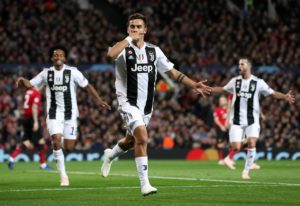 Paulo Dybala believes he has been given freedom to play where he wants by Juventus manager Massimiliano Allegri.