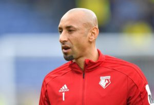Goalkeeper Heurelho Gomes is targeting a trip to Wembley after helping Watford into the FA Cup quarter-finals.