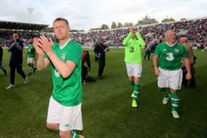Damien Duff is ready to fight for the cause at Celtic in his new role as first-team coach.