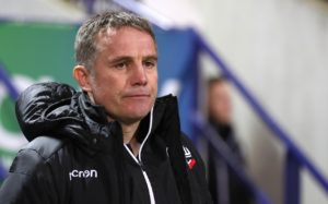 Bolton boss Phil Parkinson says his side's 1-0 win at Birmingham on Tuesday proves they are ready to fight for survival.