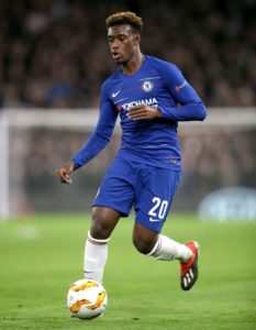 Paris Saint-Germain are reported to have entered the race to sign want-away Chelsea midfielder Callum Hudson-Odoi.