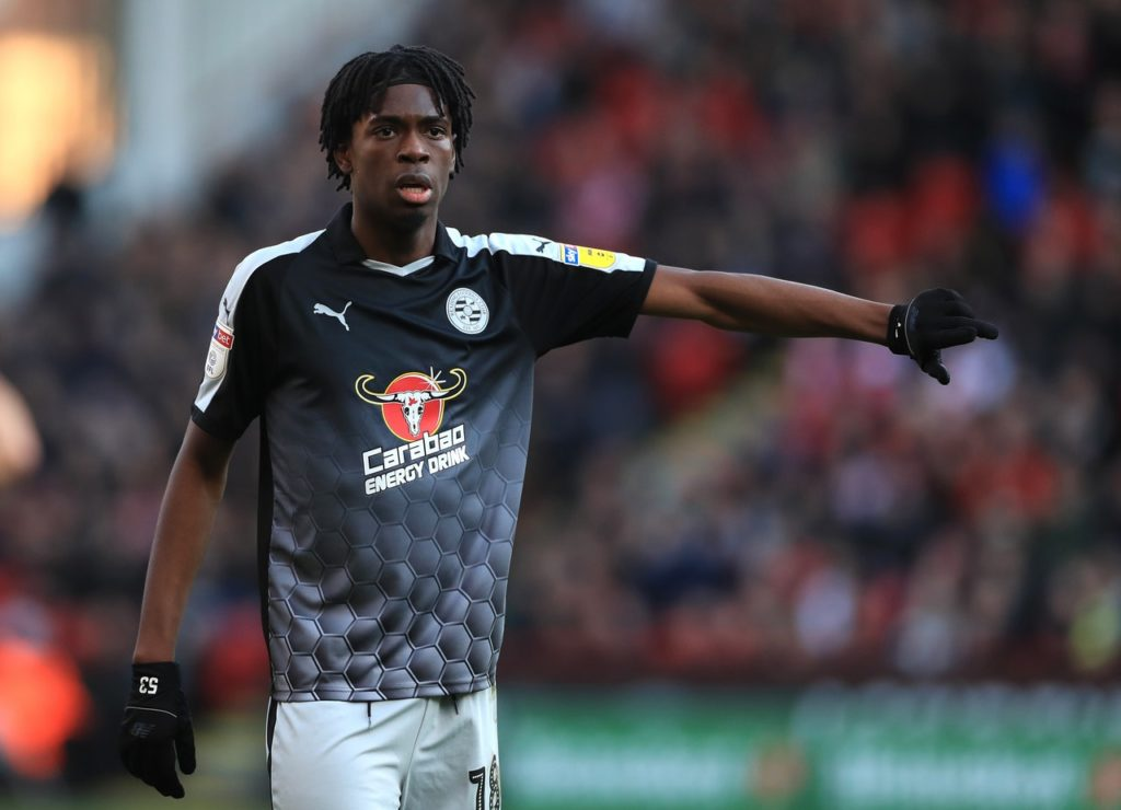 Championship relegation battlers Reading and Rotherham played out a nervy 1-1 draw at Madejski Stadium.