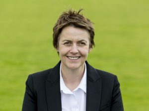 Hibernian chief executive Leeann Dempster insisted nobody was offered the job of head coach other than Paul Heckingbottom.