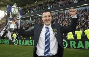 Hibernian coach Grant Murray has given his players the ideal insight into the dangers posed by William Hill Scottish Cup opponents Raith Rovers.