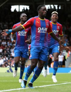 Crystal Palace ace Jeffrey Schlupp has set his heart on a Wembley appearance this season after winning a quarter-final spot.