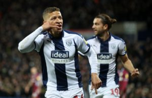 West Brom have Dwight Gayle back in contention for Saturday's televised clash with Championship title rivals Sheffield United.