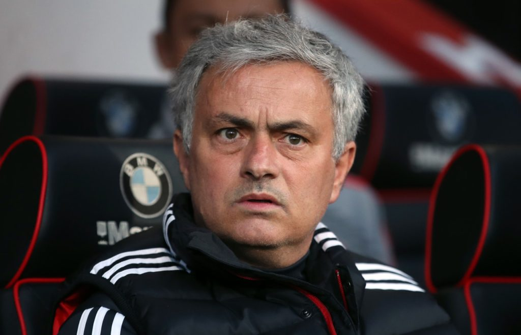Former boss Jose Mourinho is being linked with a return to Serie A and the Inter Milan post to replace the under-fire Luciano Spalletti.