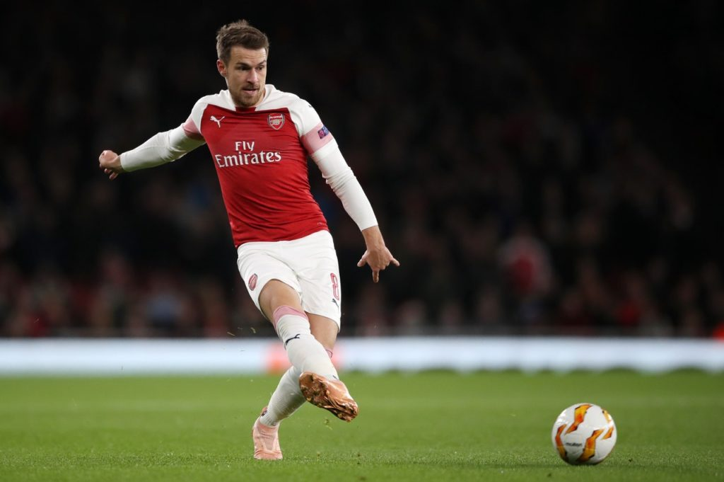 Aaron Ramsey has reportedly signed his Juventus pre-contract and will earn a salary of £400,000 per week next season.