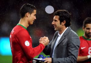 Cristiano Ronaldo could be the spark that Juventus need to win the Champions League this season, countryman Luis Figo believes.