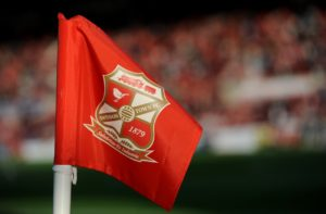 Swindon forward Scott Twine has signed a new two-and-a-half-year contract with the Sky Bet League Two club.