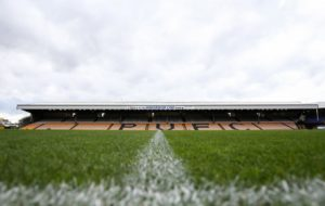 James Gibbons will be suspended for Port Vale's Sky Bet League Two clash against Tranmere.