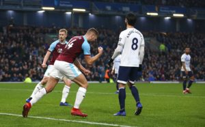 Burnley's forgotten man Ben Gibson says he intends to make his mark at the club in the final dozen games of the campaign after an injury-plagued season.