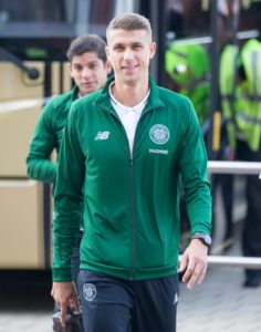 Celtic defender Jozo Simunovic believes it is only a matter of time before plastic pitches are booted out of Scottish football for good.