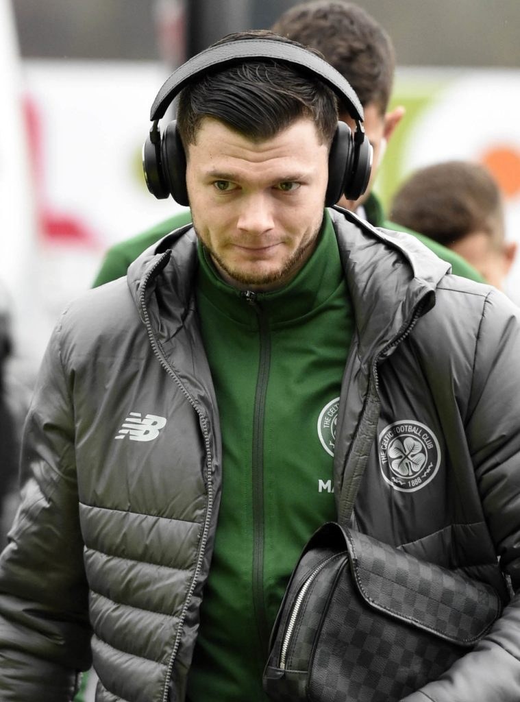Darren Moore hopes to see a 'more rounded' Oliver Burke return to West Brom after his loan spell with Celtic.