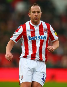 Stoke could be without Charlie Adam when they host West Brom on Saturday.