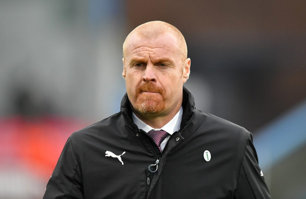 Burnley boss Sean Dyche believes his side have turned an important corner in their battle with relegation and are now on their way up.