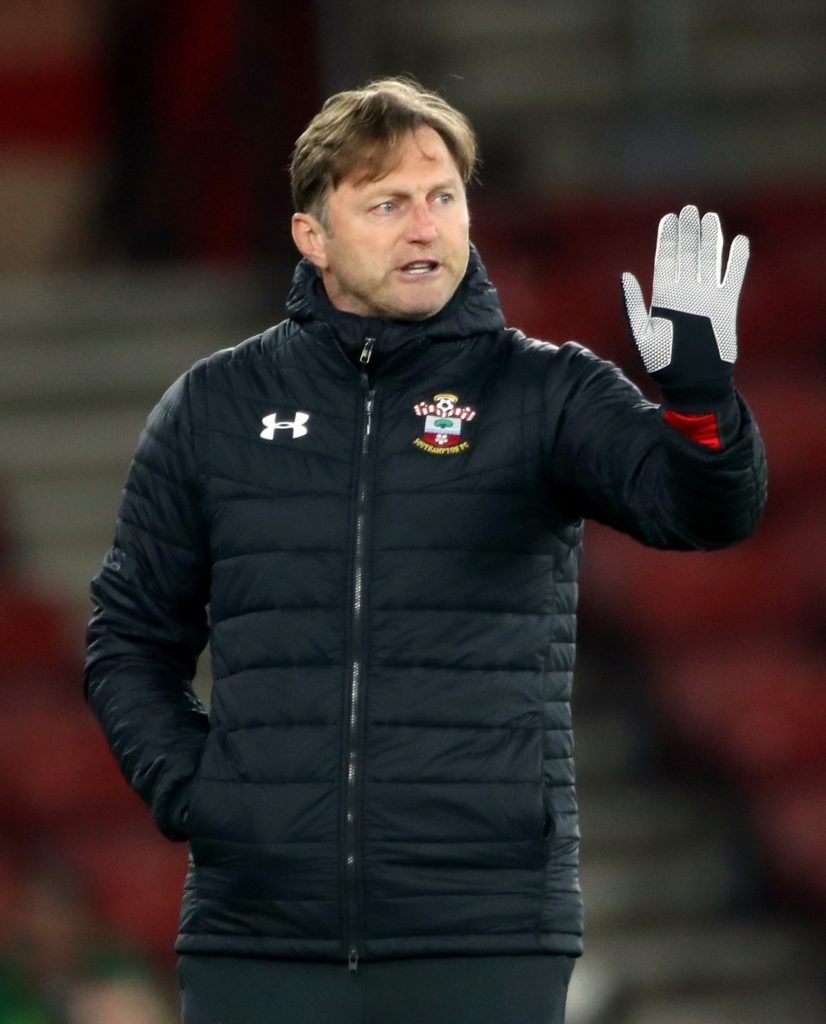Southampton manager Ralph Hasenhuttl says he will be making changes to his defence for the next outing.