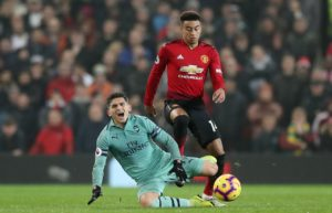 Manchester United's Jesse Lingard says the squad is settled under Ole Gunnar Solskjaer and only expects them to improve.